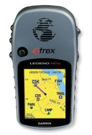 Định vị cầm tay Extrex legend HCX